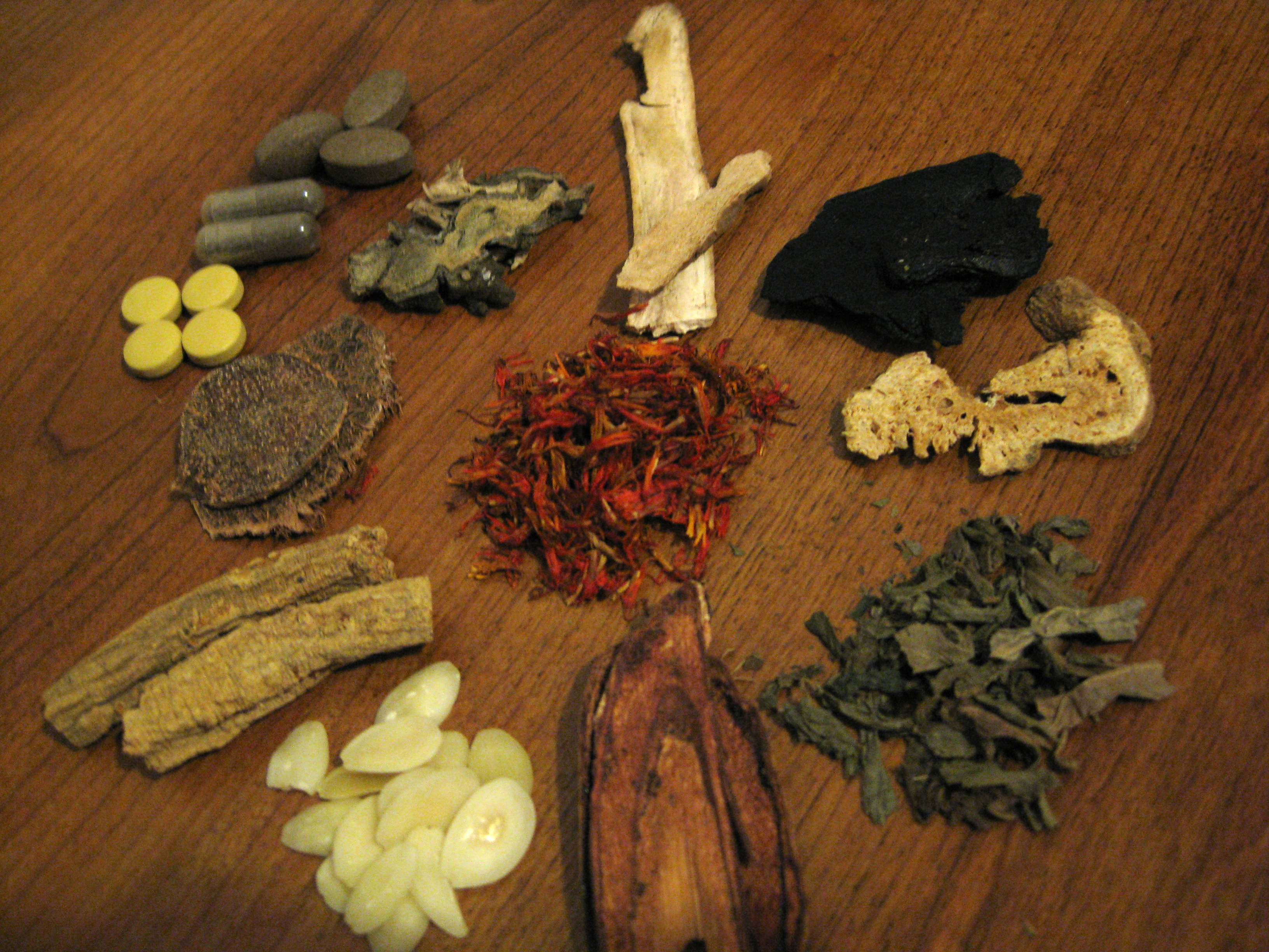 Herbs Chi Harmony Acupuncture Boston Copley Square Back Bay